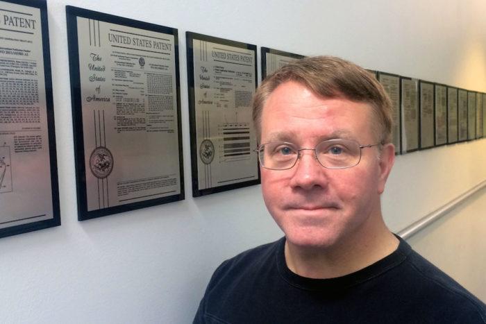 John Warner and his patents via Warner Babcock Institute