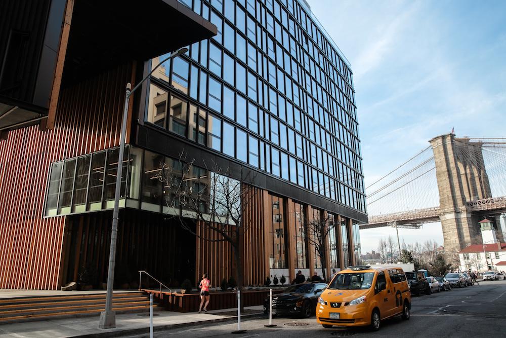 1 Hotels Brooklyn Bridge via Oceanic Global