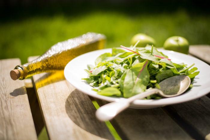Food System 6 Salad