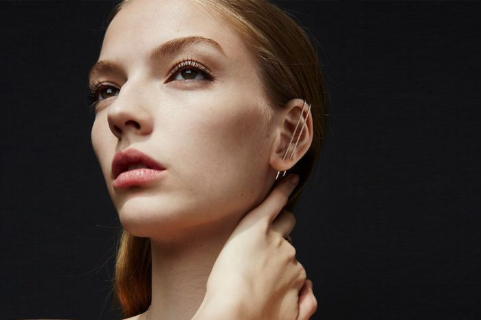 Katkim Katkim for Fashionkind. Earring